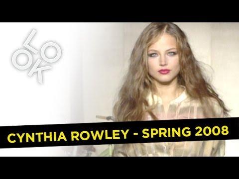 Fashion Flashback: Cynthia Rowley Spring 2008