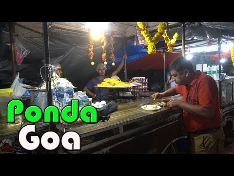 Ponda, Goa SpiceFarm visit | Fish Thali & Ras omelette at Panjim