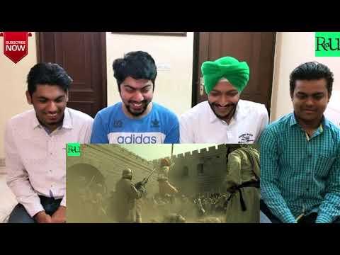 Ajj Singh Garjega Reaction - Kesari   Akshay Kumar & Parineeti Chopra   Jazzy B