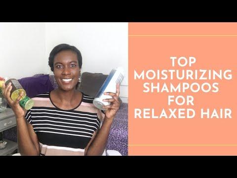 Top Moisturizing Shampoos For Relaxed Hair | Best Shampoos For Relaxed Hair