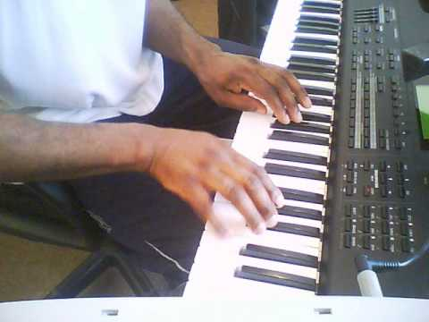 Paul Johnson gospel piano.wmv