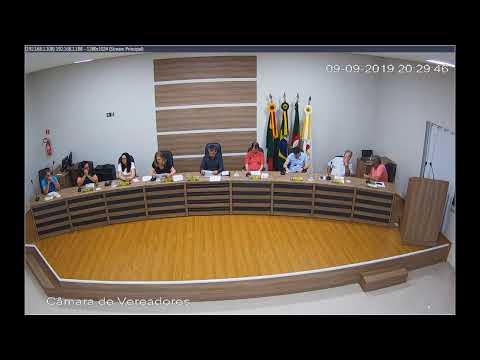 Sessão Ordinária 09/09/2019