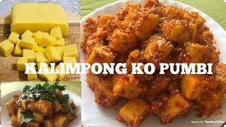 PumbiPhumbi Phumbee Homemade Recipe  How To Make Kalimpong ko Pumbi  Tsheten Dukpa