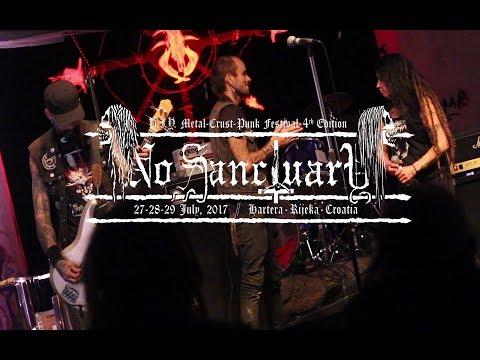 No Sanctuary Festival #4 Dan 2 /Day 2 (Rijeka/Hartera 28.7.2017.)