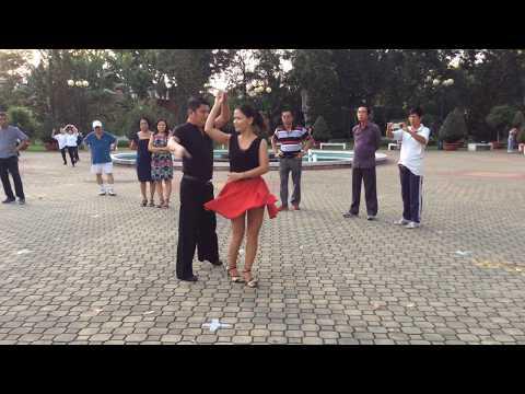 Paso nâng cao bài 2 -CLB Khiêu vũ Nhịp sống vui