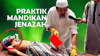 Tata Cara Memandikan Jenazah | Ustadz Ali Nur, Lc