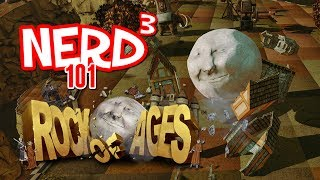 Nerd³ 101 -  Rock of Ages