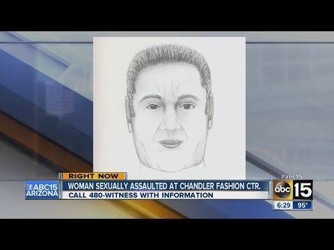 Woman sexually assaulted at Chandler Fashion Square