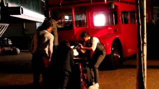 One Direction - One Thing Music Video-Behind the Scenes