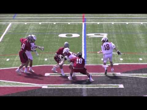 Nate Carter Salisbury School Lacrosse 2015