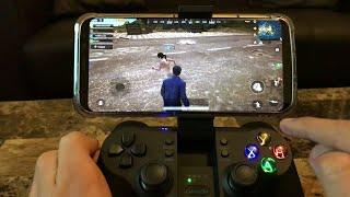 Como Jugar a PUBG Mobile Android con mando Externo Gamepad (Control)
