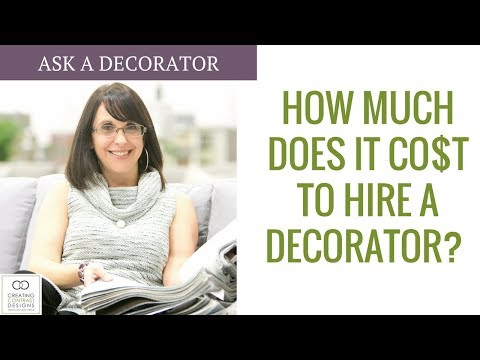 How Much Does An Interior Designer Cost To Hire?