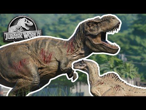 jurassic-world-evolution:-all-62-dino-battle-royale!!!---jurassic-world-evolution-|-hd