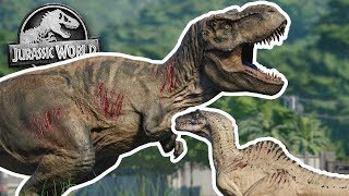 Jurassic World Evolution: ALL 62 DINO BATTLE ROYALE!!! - Jurassic World Evolution | HD