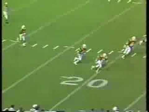 Texas A&M v. Texas 1988 - 12th Man Kick Off Team