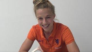 Jackie Groenen (Pays-Bas) :