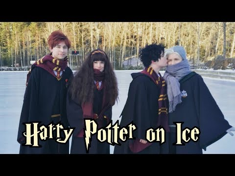 Harry Potter on Ice