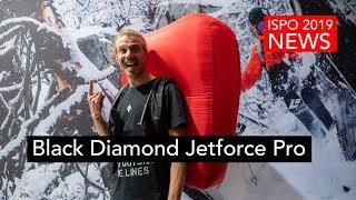 Gr/ö/ße 25l Farbe Red Ski- und Tourenrucksack Black Diamond Jetforce Pro Booster 25 Rot
