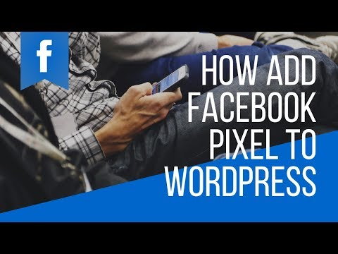 How to add facebook pixel to wordpress in 2019 tutorial thumbnail