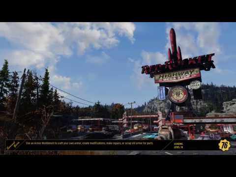 Fallout 76 Beta part 8: The Enclave and Sugar Grove