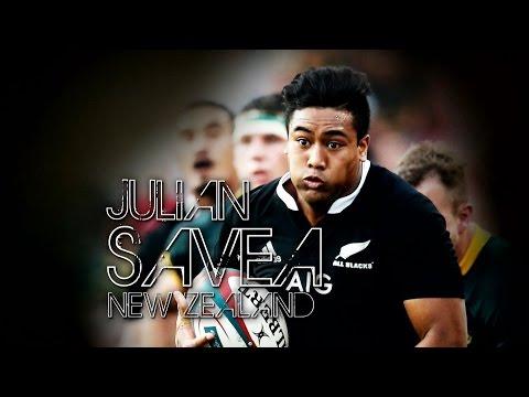 All Black Julian Savea: Crushing It!