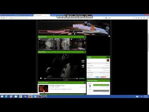 How to download Fnaf 2 Demo
