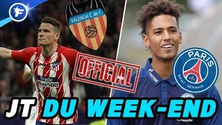 OFFICIEL : Accord PSG-Schalke pour Kehrer, Gameiro file à Valence | JT Mercato du week-end