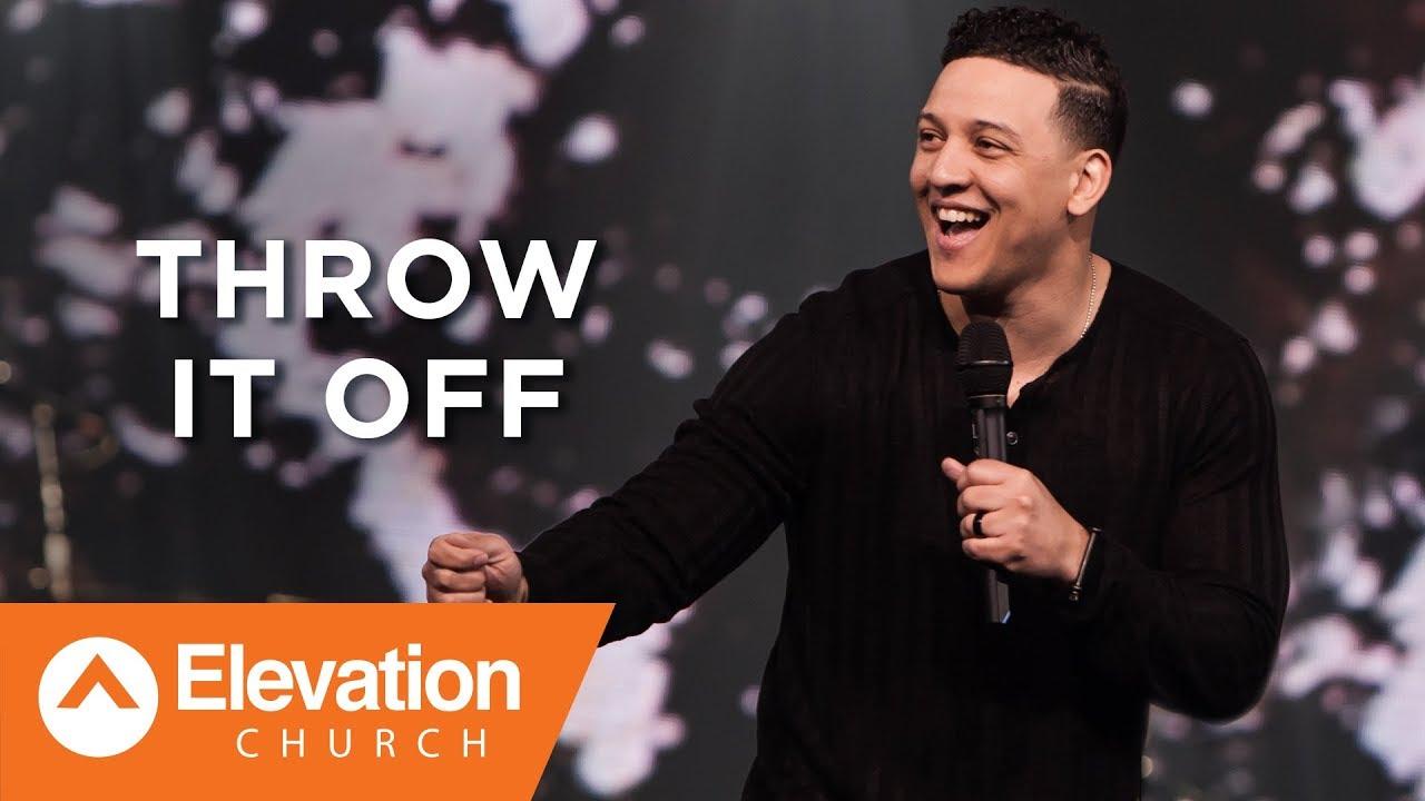Throw It Off   Savage Jesus   Pastor Micahn Carter