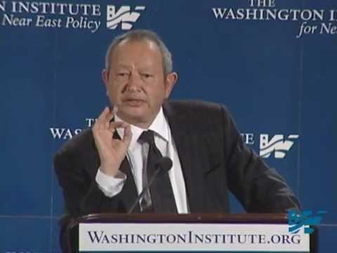 Islamists, Liberals, and the Future of Egypt - Naguib Sawiris
