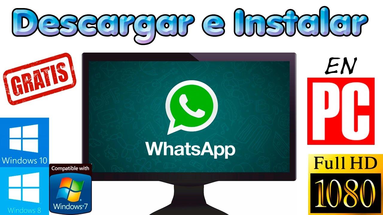 como instalar en iphone whatsapp gratis