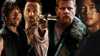 Abraham/Daryl/Glenn/Rick | Centuries | The Walking Dead (Music Video)
