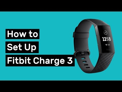 How To Set Up Fitbit Charge 3 (and Customize It)