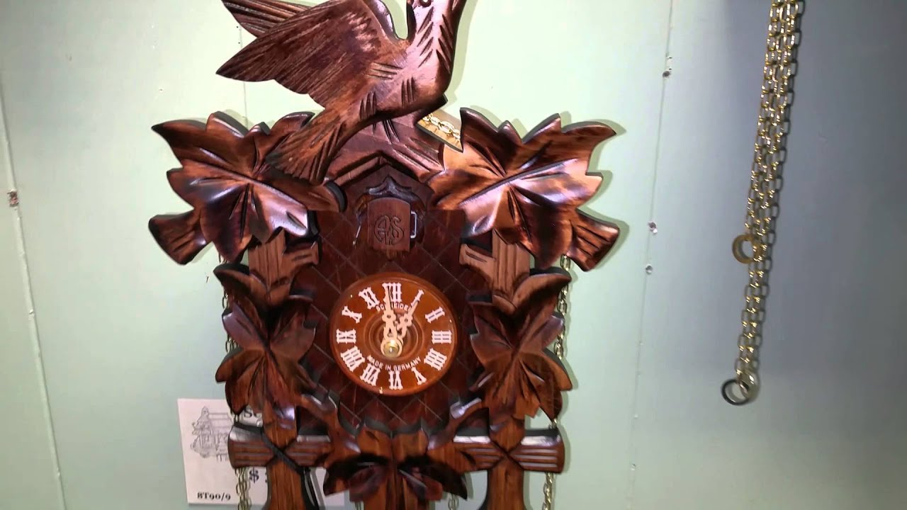 black forest cuckoo clocks current selection