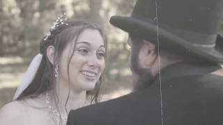 Lance + Whitney 1880s Western Themed Wedding