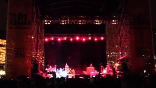Thievery Corporation - Lebanese Blond Live @ JBL Pier 97, NYC, 8/15/14