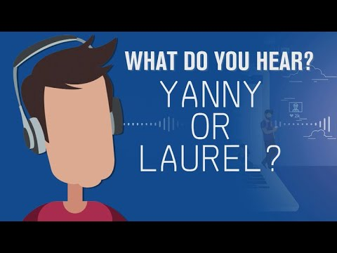 Download Yanny or Laurel: Which do you hear?