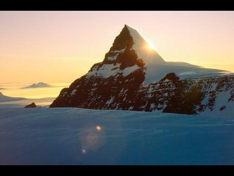 Топ популярных пирамид Антарктиды.