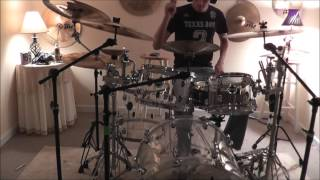 A Day to Remember - Life Lessons Learned the Hard Way Drum Cover