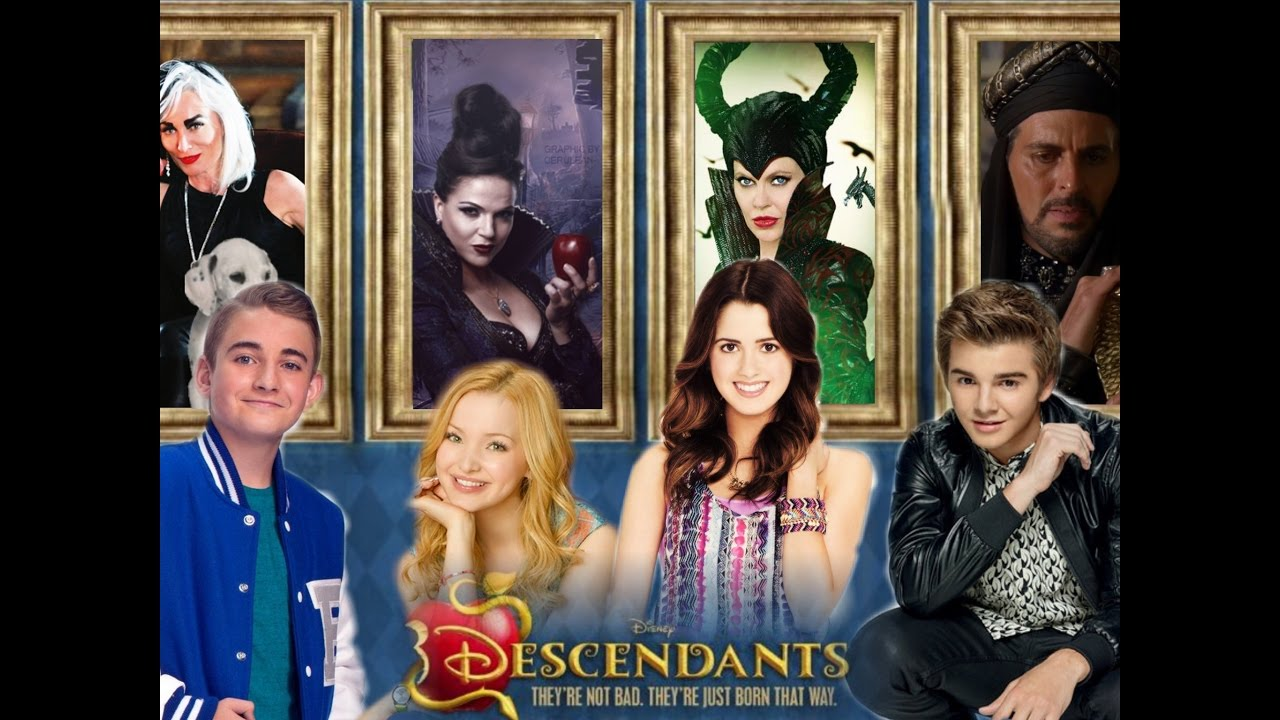 Descendants 1 Trailer | Pics | Download |
