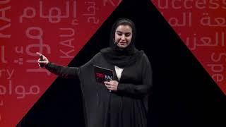 خيبات الأمل مفاتيح لأبواب لا نعلمها | Nouf Alrakan | TEDxKAU