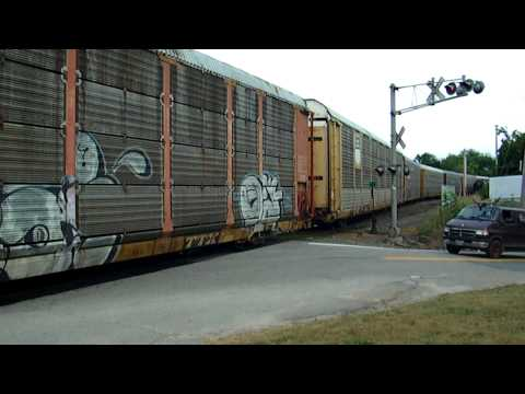 PR-3 Morning Freight For 09-08-09
