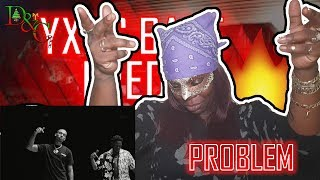 Yxng Bane & Fredo - Problem  | GRM Daily | Reaction