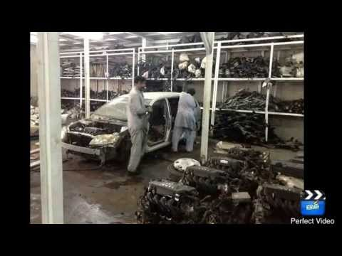 Sharjah Used Car Parts Market >> al madinah al munawrah used auto spare parts tr LLC sharjah - YouTube