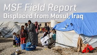 One Woman's Story: Displaced from Mosul, Iraq