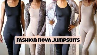 Jumpsuit Styling | Fashion Nova