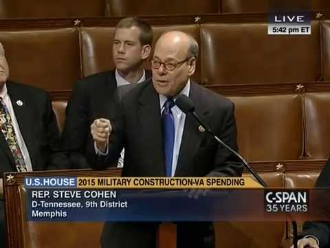Congressman Cohen Speaks Out About Our Outdated Federal Marijuana Policies