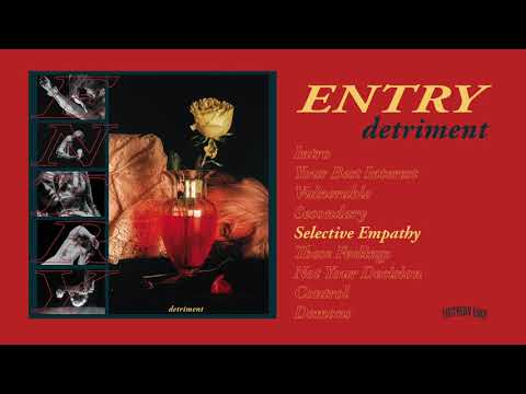 ENTRY - Detriment (Full Album)