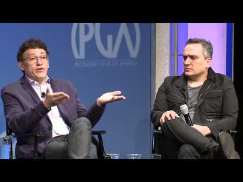 "The Russo Brothers Talk Pinewood Atlanta Studios and Shooting ""Civil War"""