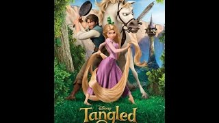 Tangled - Flower Gleam And Glow - Lyrics