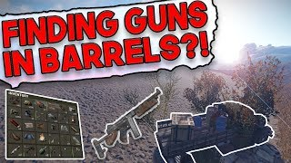 Video I Found An SMG in A BARREL! | Rust SOLO SURVIVAL Gameplay | Terminus - Episode 1 download MP3, 3GP, MP4, WEBM, AVI, FLV Desember 2017